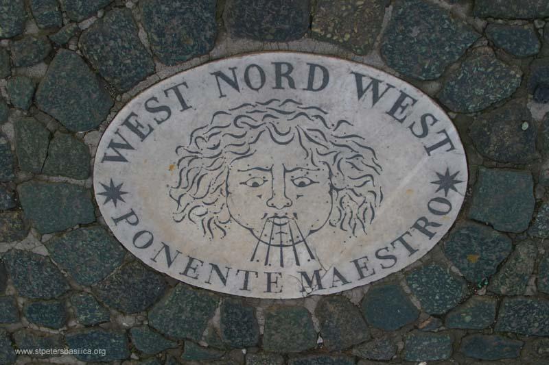 WindRose-WNW Ponente Maestro