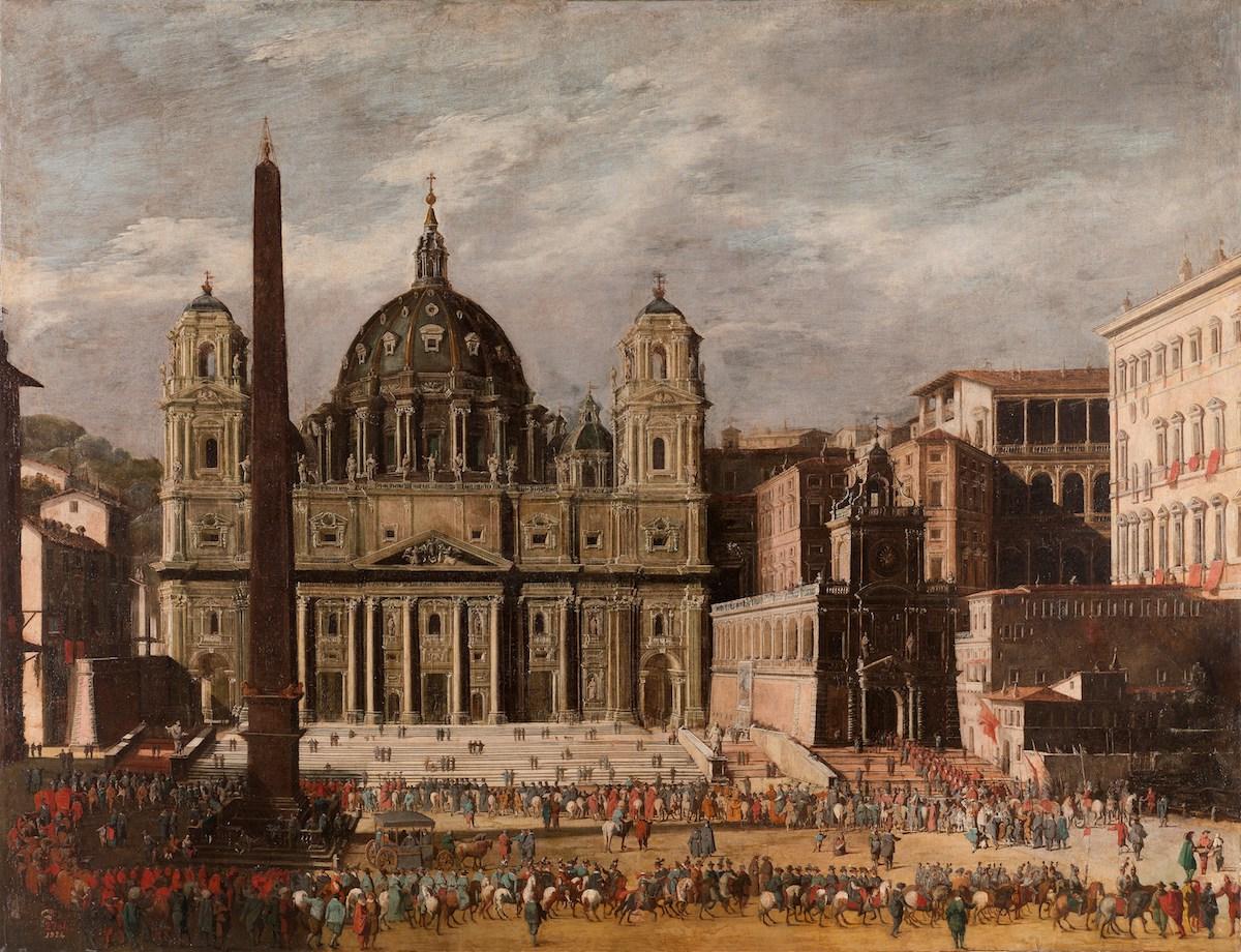 St-peter's-viviano-codazzi-prado-1630