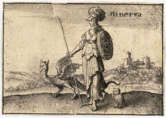 Wenceslas_Hollar_-_The_Greek_gods._Minerva